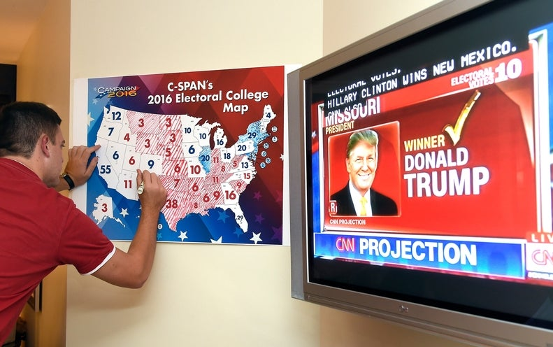 Numbers Cruncher: Why Trump's Win Blindsided the Big Polls