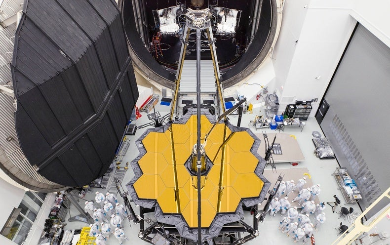 """Is the James Webb Space Telescope """"Too Big to Fail?"""""""