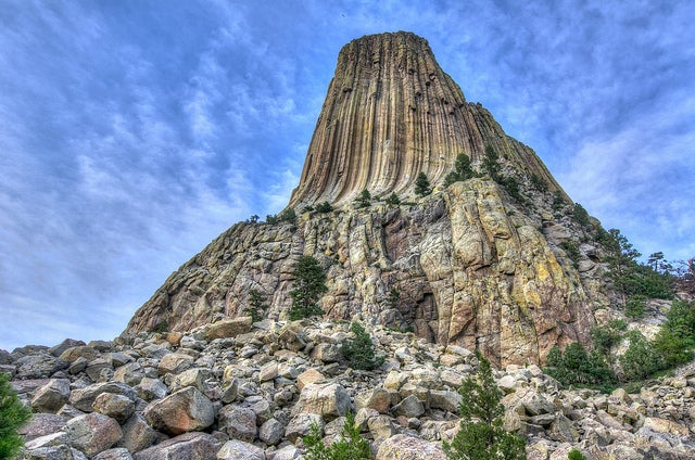 Volcanic Activity, Not Giant Bears, Created Enigmatic Devils Tower ...