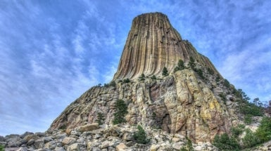 Volcanic Activity, Not Giant Bears, Created Enigmatic Devils Tower