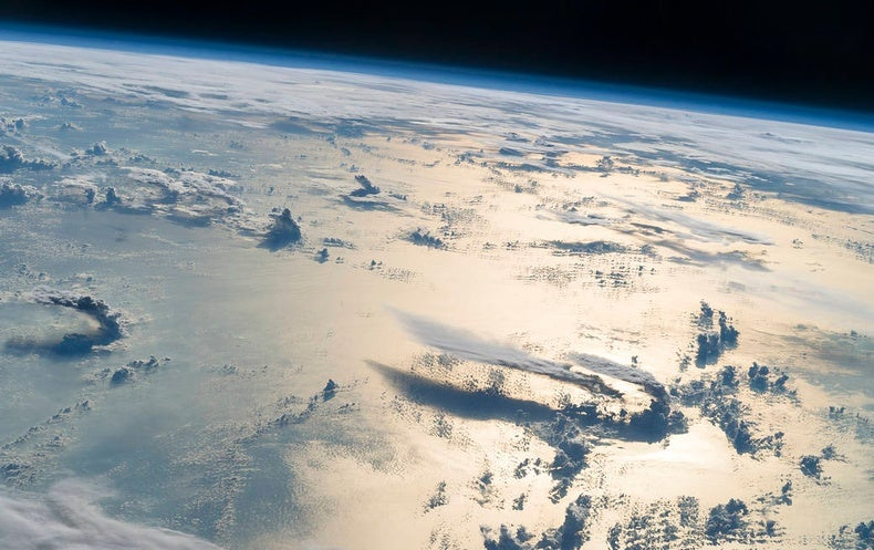 Mysterious Flashes on Satellite Images of Earth Explained