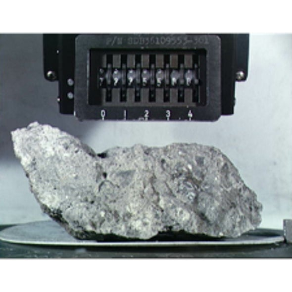 Getting the Lead out: New Look at <i>Apollo 17</i> Moon Sample Reveals Graphite Delivered by a Lunar Impactor