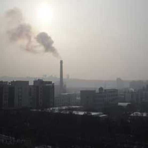 Nitrogen Pollution Soars in China