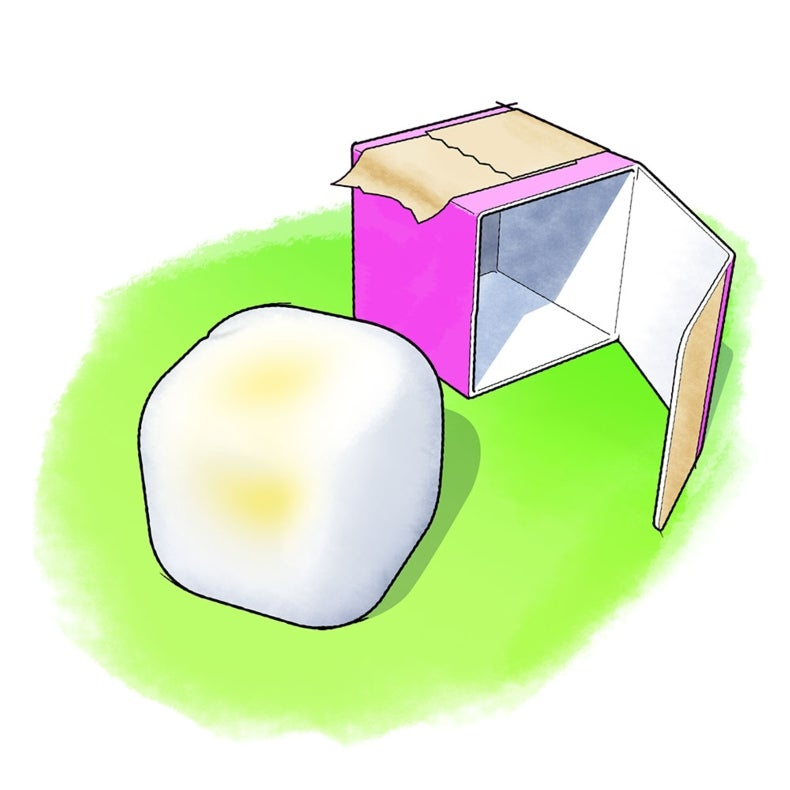 how to make a round egg