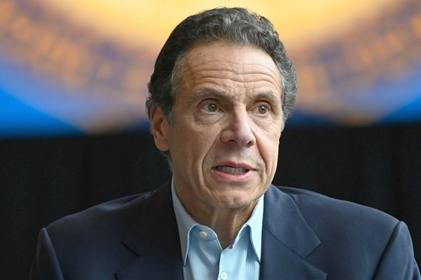 Andrew Cuomo Should Resign