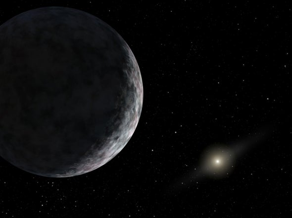 "Astronomers Skeptical about ""Planet X"" Claims"