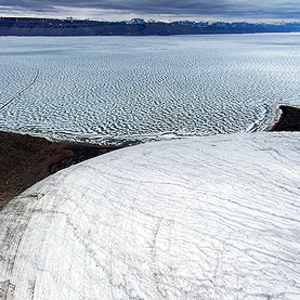 Will Arctic Meltdown Produce More Greenhouse Gases or Less?