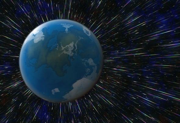 A Modest Proposal: Let's Change Earth's Orbit