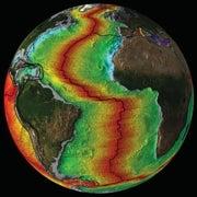 The Origin of the Ocean Floor