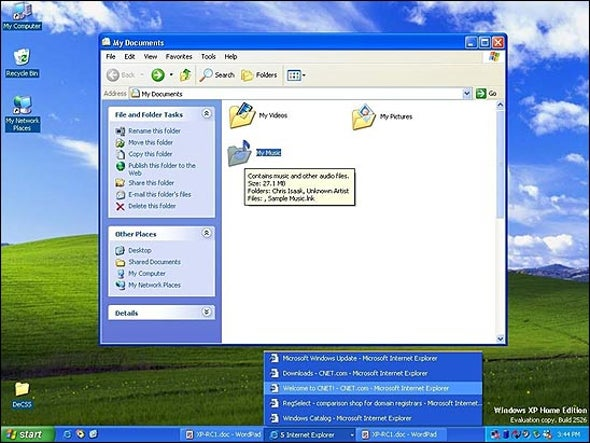 Oops, Windows XP gains in January but so does Windows 8.1