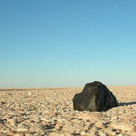 How to Find a Meteorite in 5 Steps