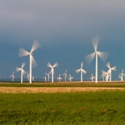 Air Power: The Making of a Modern Wind Turbine and Wind Farm [Slide Show]