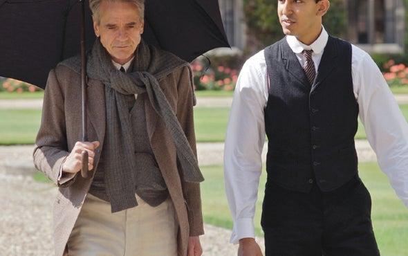 A Visionary Mathematician Comes to the Silver Screen