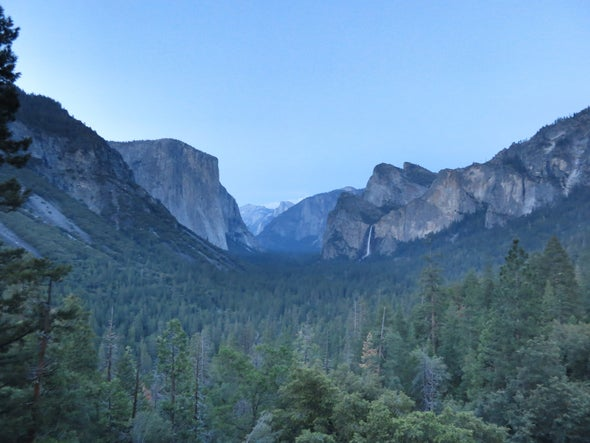 The Future of National Parks is Going to be a Lot Hotter