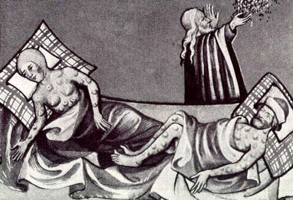 Black Death Survivors and Their Descendants Went On to Live Longer