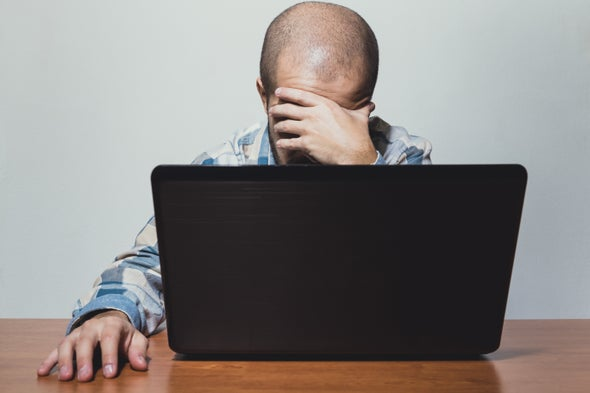 Cyberchondriacs Just Know They Must Be Sick