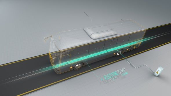 Israel Tests Wireless Charging Roads for Electric Vehicles