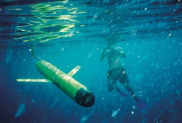 U.S. Ocean-Observing Project Launches at Last