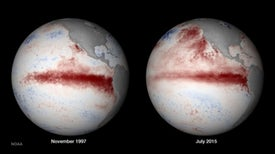 How This Year's El Niño Compares with the Past