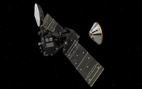 European Spacecraft Attempts Mars Landing