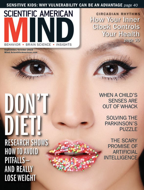 """Readers Respond to """"Don't Diet"""" and More"""