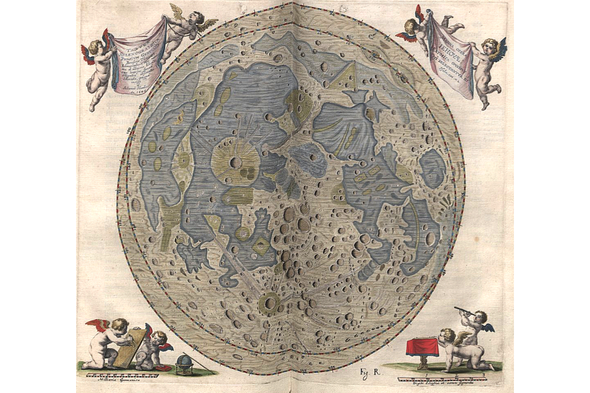 Flying Chariots and Exotic Birds: How 17th-Century Dreamers Planned to Reach the Moon