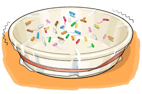 Make Sprinkles Dance