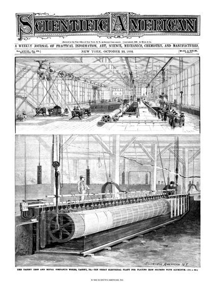 October 22, 1892