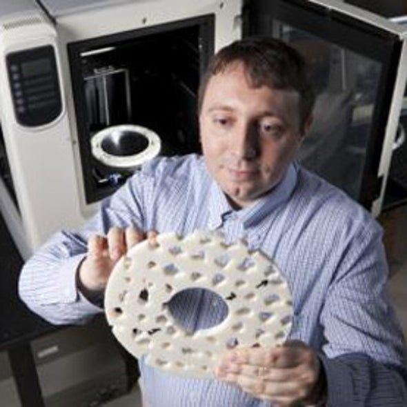 3-D Print Your Own Invisibility Cloak at Home