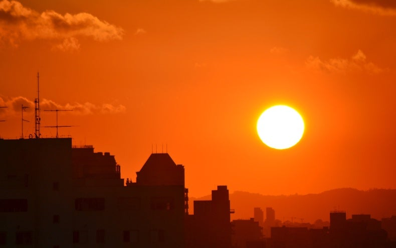 World Shatters Heat Records in 2016