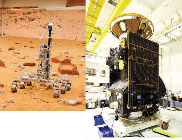 The European Space Agency Launches a Hugely Ambitious Mission to Mars This Month