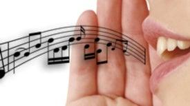 The Music of Language [Audio Slideshow]