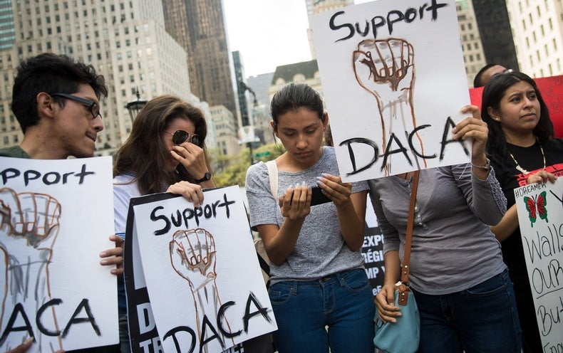 President Trump's 'DACA is dead' tweet leaves local DACA recipients anxious