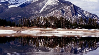 Snowpack, Ice Cover Shrinking on Rocky Mountains