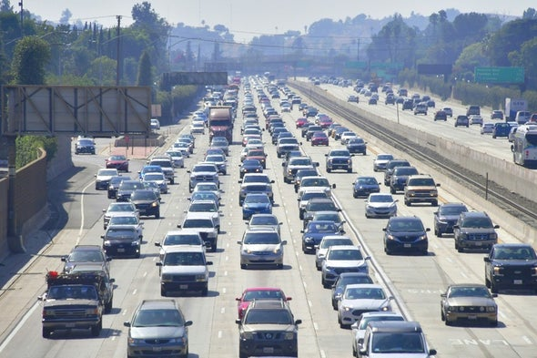 Rollback of California Car Rules Will Cause Emissions to Spike