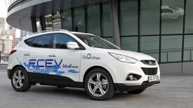 Hydrogen May Prove Fuel of the Future