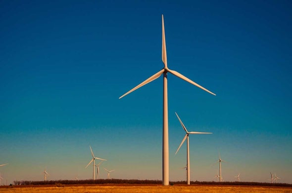 China Blows Past the U.S. in Wind Power