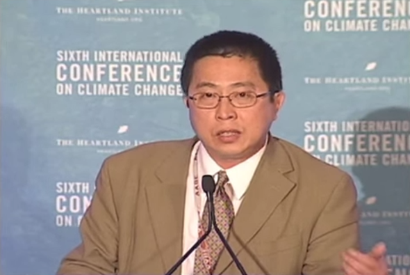 Documents Spur Investigation of Climate Skeptic