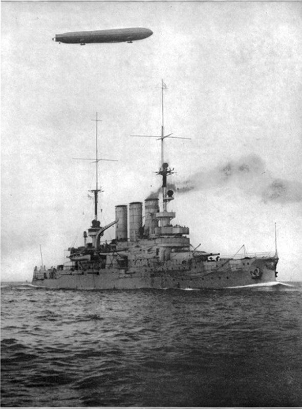 World War I: Naval Technology, 1914 [Slide Show]
