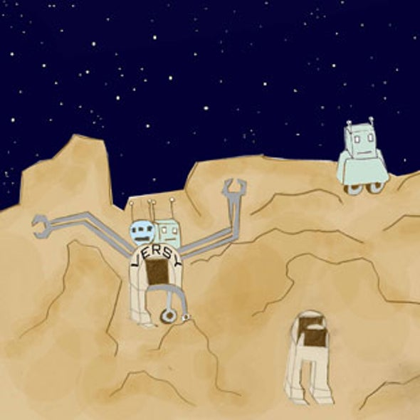 Puzzling Adventures: Versatility for Another Planet: Making a Better Mars Rover--Warm-Up Solution