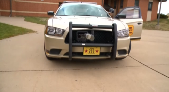 Police firing GPS tracking 'bullets' at cars during chases