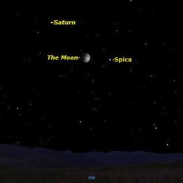 Trifecta of Celestial Wonders in Next Week's Night Sky
