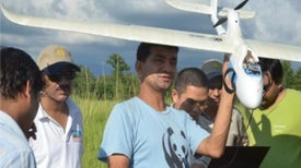 Drones Bring Fight and Flight to Battle against Poachers [Slide Show]