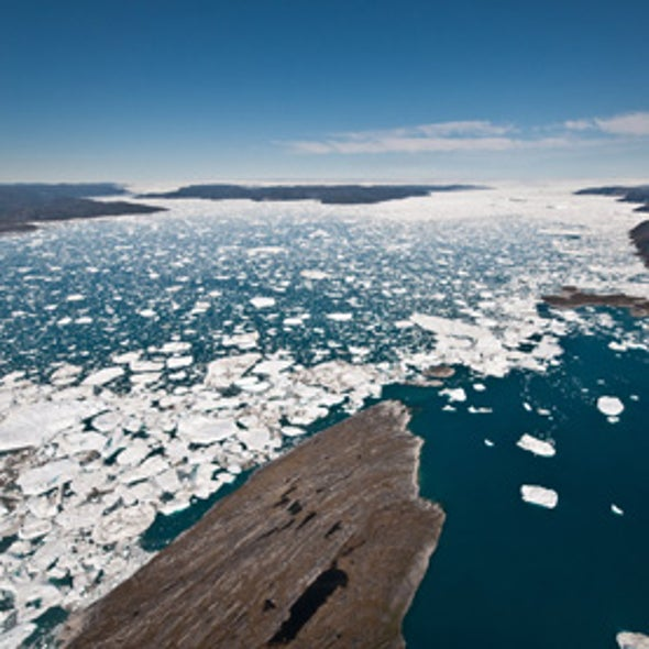 Polar Ice Sheets Melting Faster Than Predicted
