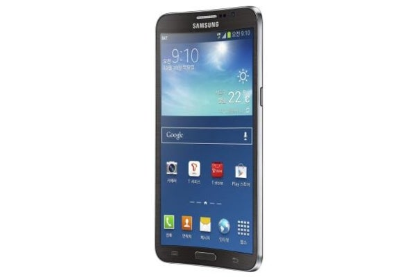 Samsung Debuts World's First Curved Display Smartphone