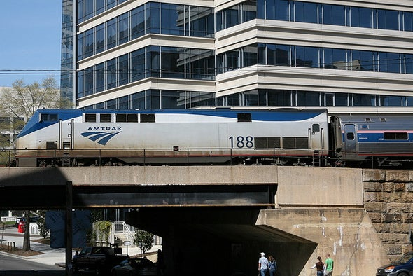 Combing Through Causes Of The Amtrak Crash