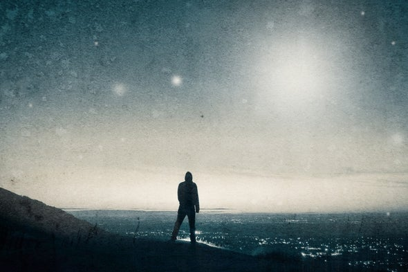 Why Do We Assume Extraterrestrials Might Want to Visit Us?