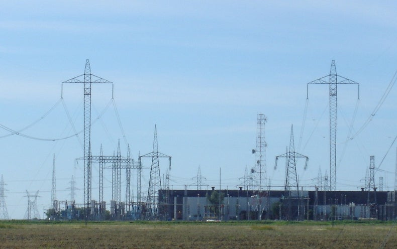 Huge Transmission Line Will Send Oklahoma Wind Power to Tennessee