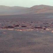 Wet Down: Warm, Wet Conditions on Ancient Mars May Have Been Confined to Subsurface