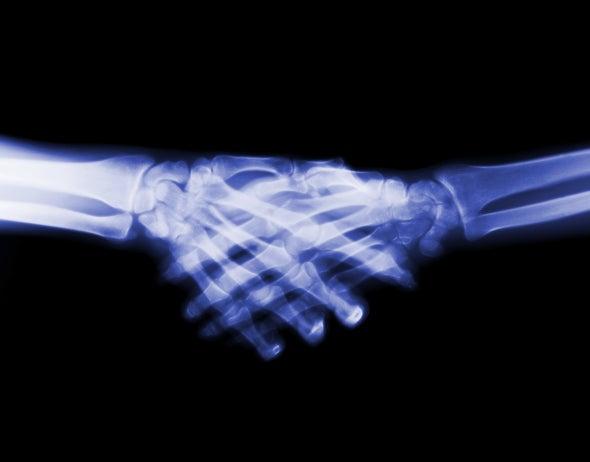 Bone Building Needs Bit of Breakdown First